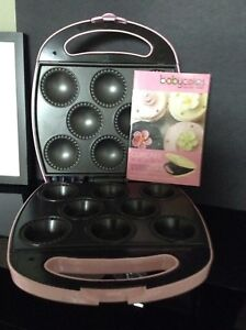 BABYCAKES Cupcake and Tart Maker
