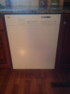 Dishwasher for sale microwave, white