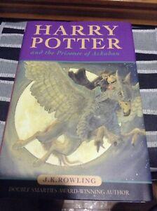 Hardcover: Harry Potter and the Prisoner of Azkaban