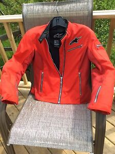 Motorcycle  jacket and accessories
