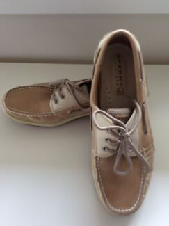MENS SPERRY TOP RIDER SHOES BRAND NEW