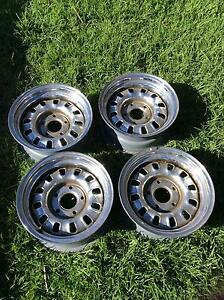 HQ Holden 12 slotter rims Glenmore Park Penrith Area Preview