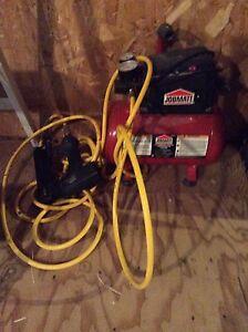 Job mate air compressor