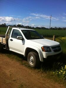 2008 Holden Colorado Ute Henty Greater Hume Area Preview