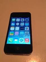 iPhone 4 16GB (Black) - Unlocked Para Hills West Salisbury Area Preview