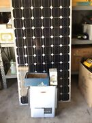Solar  panels ,inverter,support bracket and fittings Yatala Gold Coast North Preview