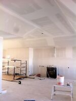 Accomplished Drywall Tapers & Installers