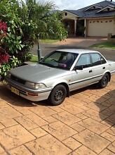 1993 Toyota Corolla Sedan Shellharbour Shellharbour Area Preview