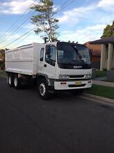 Truck with contract South Hurstville Kogarah Area Preview