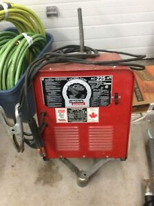 225 Lincoln welder 250 volt