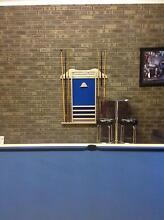 Pool table, Cue Rack and Light Stirling Stirling Area Preview