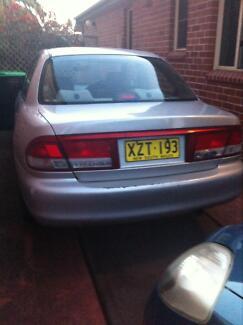 1998 Ford Laser Sedan Newcastle 2300 Newcastle Area Preview