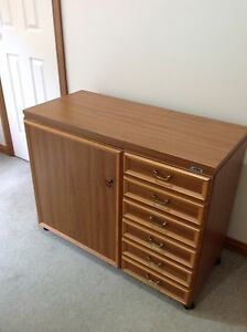 Sewing Cabinet Highton Geelong City Preview