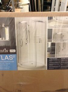 Atlas stand up shower