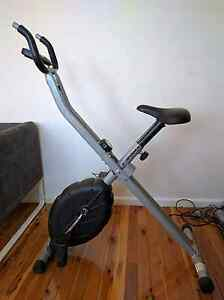 Excercise bike, folding Kirrawee Sutherland Area Preview