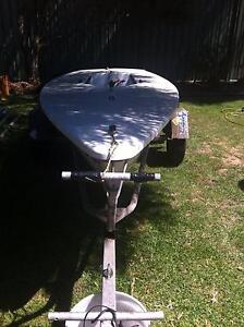 Laser Sailing dinghy - good condition Hampton Bayside Area Preview