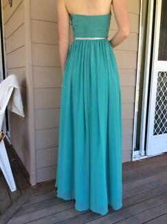 Size 4-6 formal dress sweetheart neckline Gympie Gympie Area Preview