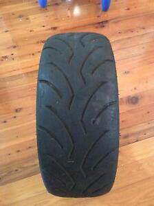 14 inch Semi Slick Tyres Dunlop Warrimoo Blue Mountains Preview