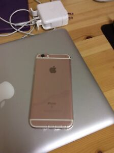 Iphone6s 64g rose like new