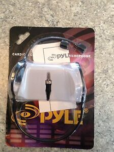Pyle Cardioid Headset With Microphone