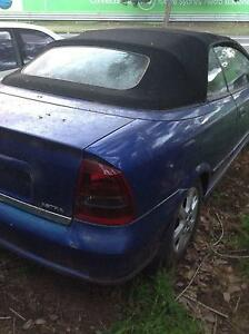 Holden Astra 2002 2 door convertible Castle Hill The Hills District Preview