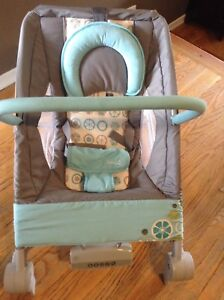 Safety first baby chair