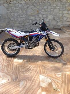 Motorbike BMW g450x road/trail in good condition