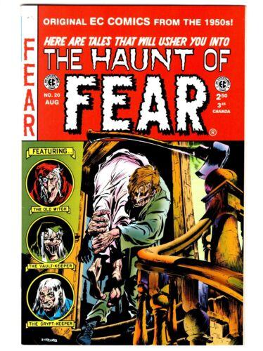 Haunt Of Fear #20 - 1992-99 RC/Gemstone reprint series!  VF/NM