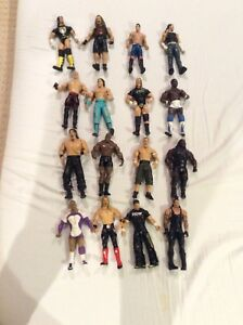 WWE WRESTLERS VERY RARE