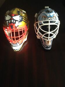 EA Sports NHL Mini Goalie Masks
