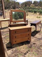 Cottage Dresser - oak dressing table Inglewood Adelaide Hills Preview