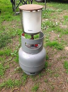 Primus gas lantern, glass needs replacing Doveton Casey Area Preview
