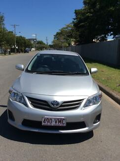 2012 Toyota Corolla Sedan Ascot Brisbane North East Preview