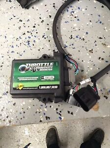 BD diesel throttle sensitivity booster 07-16 duramax