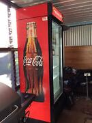 Large Coca Cola Fridge Smithfield Plains Playford Area Preview
