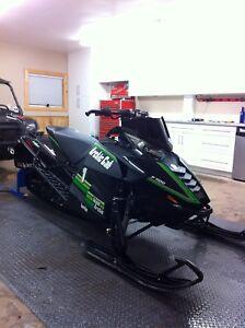 2012 Arctic Cat 50th Anniversary F1100 Turbo