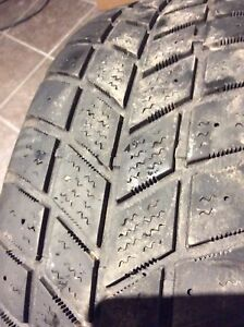 195/65R15 HANKOOK winter tire only 1  good for 1-2 winters