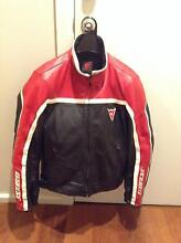 DAINESE LEATHER MOTORBIKE JACKET SIZE 54 in very good condition Wentworthville Parramatta Area Preview