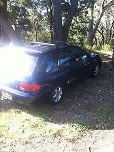 1998 Subaru Sportswagon Wagon Katoomba Blue Mountains Preview