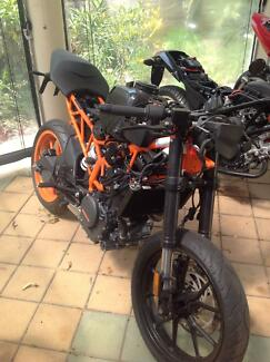 KTM RC390 Project bike Mullaloo Joondalup Area Preview