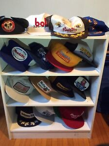 135 vintage snap back ball caps