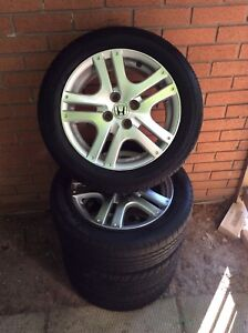 Rims and tires $400 or best offer