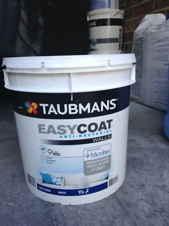 15L Taubmans Easycoat in Dulux Silver Tea Set colour