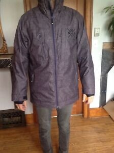 Nomis winter jacket