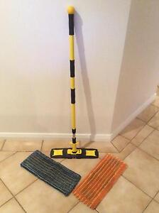 Enjoy Mop Handle with Wet and Dry mops Sorrento Joondalup Area Preview