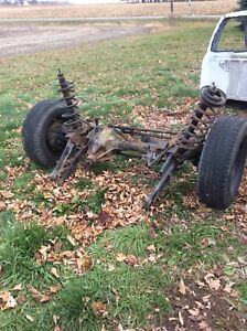 1998 dodge ram 2500 front Differential 4 x 4 $300