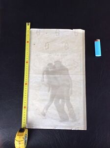 Cheech and Chong giant rolling paper