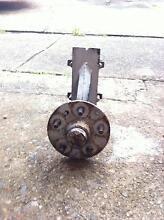 spare wheel bracket suits box/ boat/car/caravan trailer Mount Druitt Blacktown Area Preview