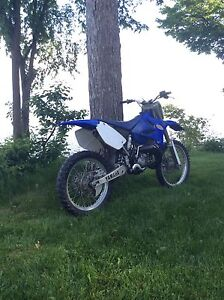 Well working and clean YZ with ownership.