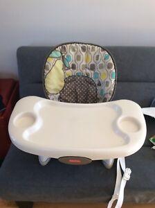 Chaise adjustable en hauteur et inclinable